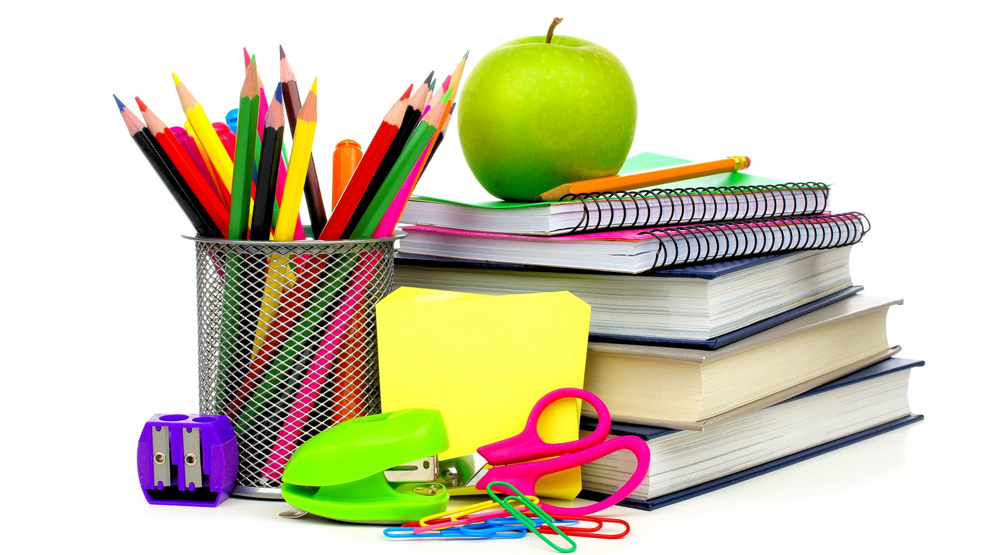 Lista de útiles Pre-Kinder y Kinder 2016