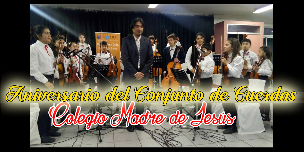 Concierto Aniversario de la Orquesta MDJ