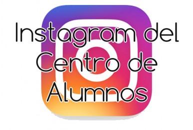 Instagram del Centro de Alumno