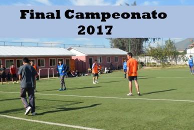 Final Campeonato 2017